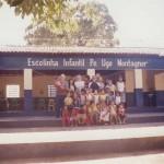 In visita all'asilo