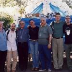 Arcivescovo di Siena assieme al Vescovo della Missione di Don Ugo, Gianfranco Masserdotti scomparso il 17 settembre 2006.