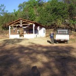 CAppella del villaggio di Serrabranca