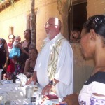 Messa al villaggio Rio Branco